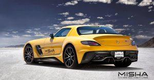 2014 Misha Designs - Mercedes SLS AMG