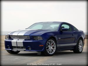 2014 Shelby Ford Mustang GT SC