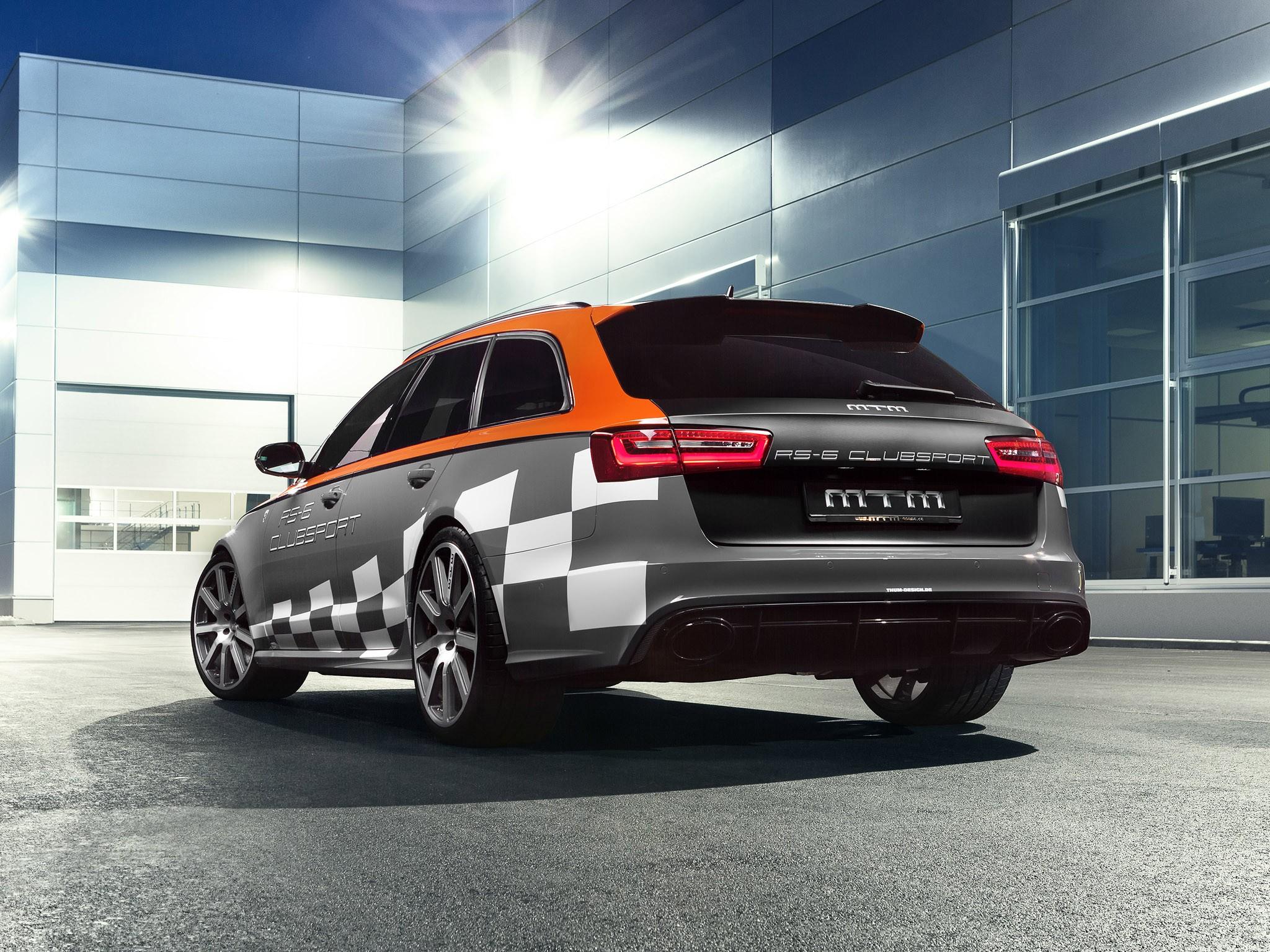 2015 MTM - Audi RS6 Avant Clubsport