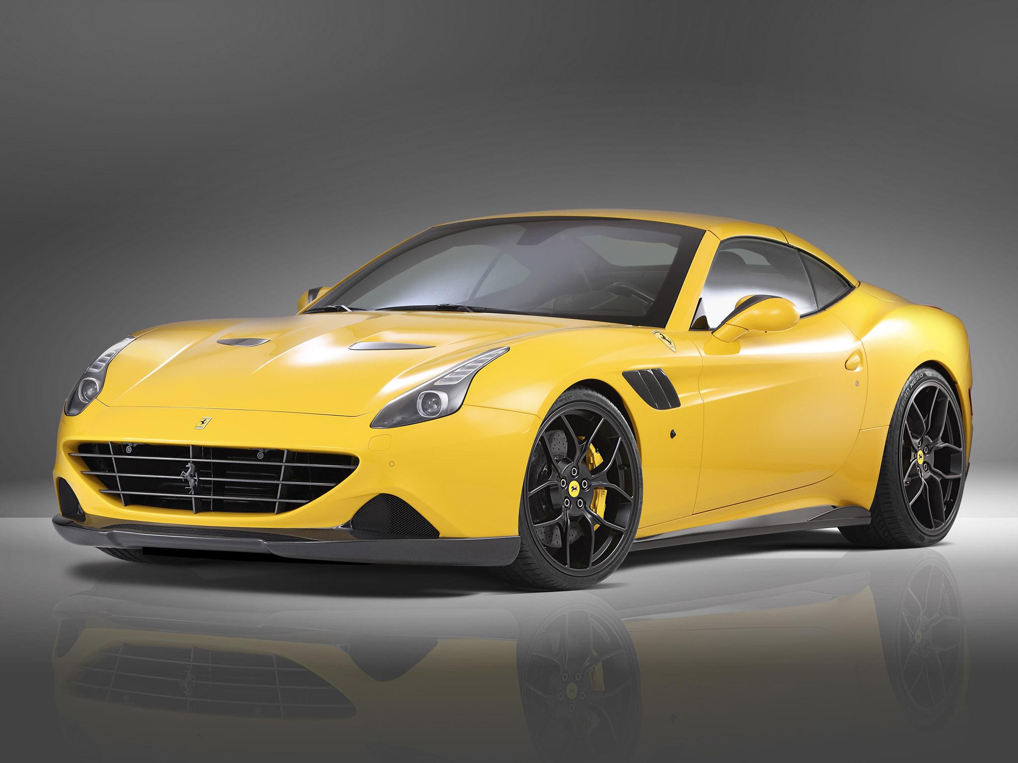 2015 Novitec Ferrari California T