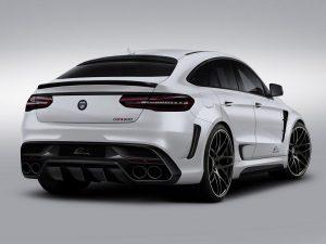 2015 Lumma Design - Mercedes GLE Coupe CLR G800