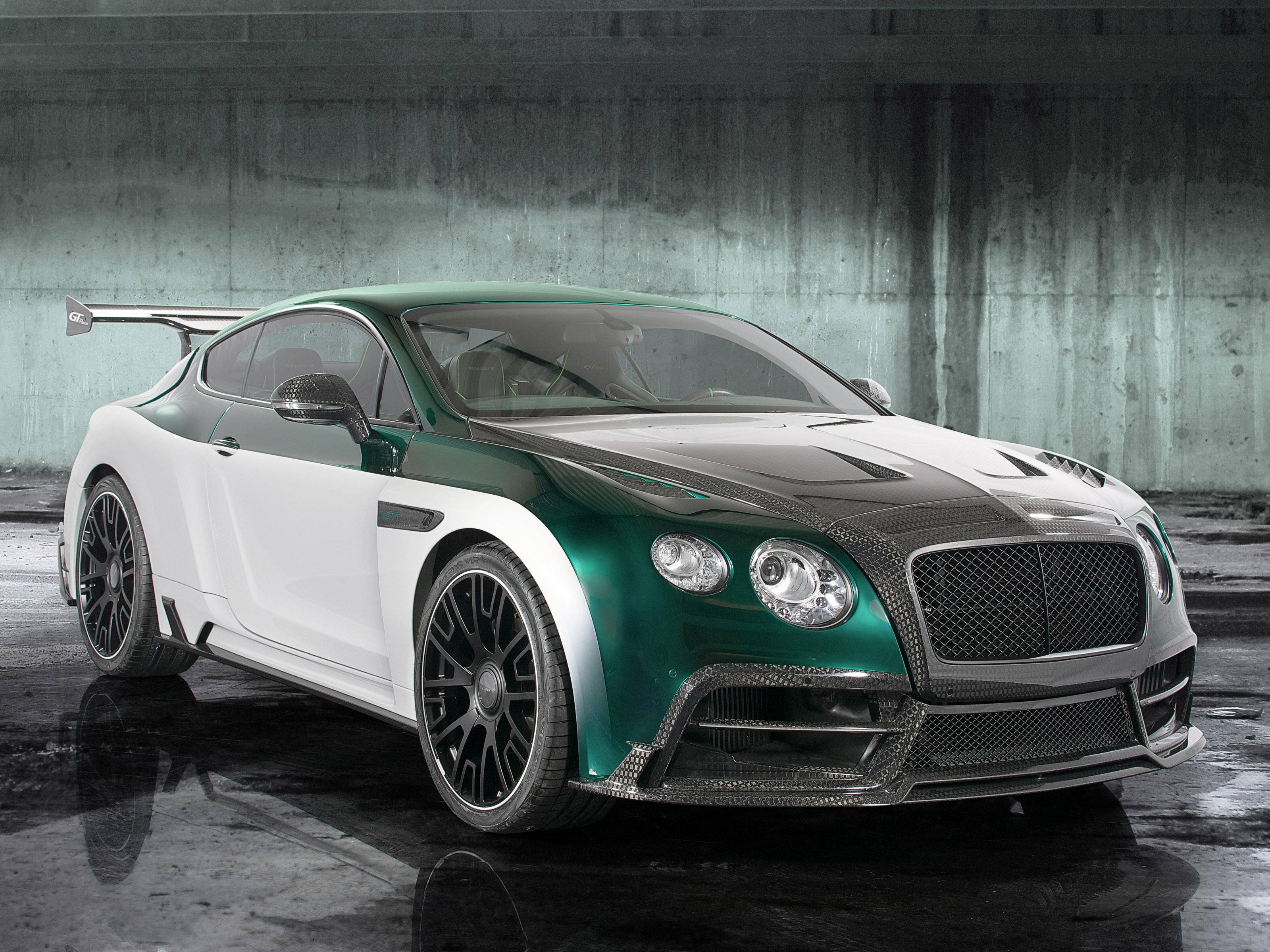 2015 Mansory - Bentley Continental GT Race