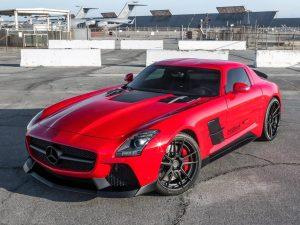 2015 Misha Designs - AMG Mercedes SLS 63 C197