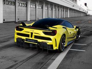Ferrari 4XX Siracusa 2016 - Mansory