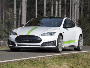 2016 Mansory Tesla Model S