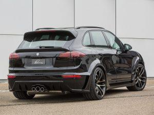 2016 Lumma Design - Porsche Cayenne CLR 558 GT 958