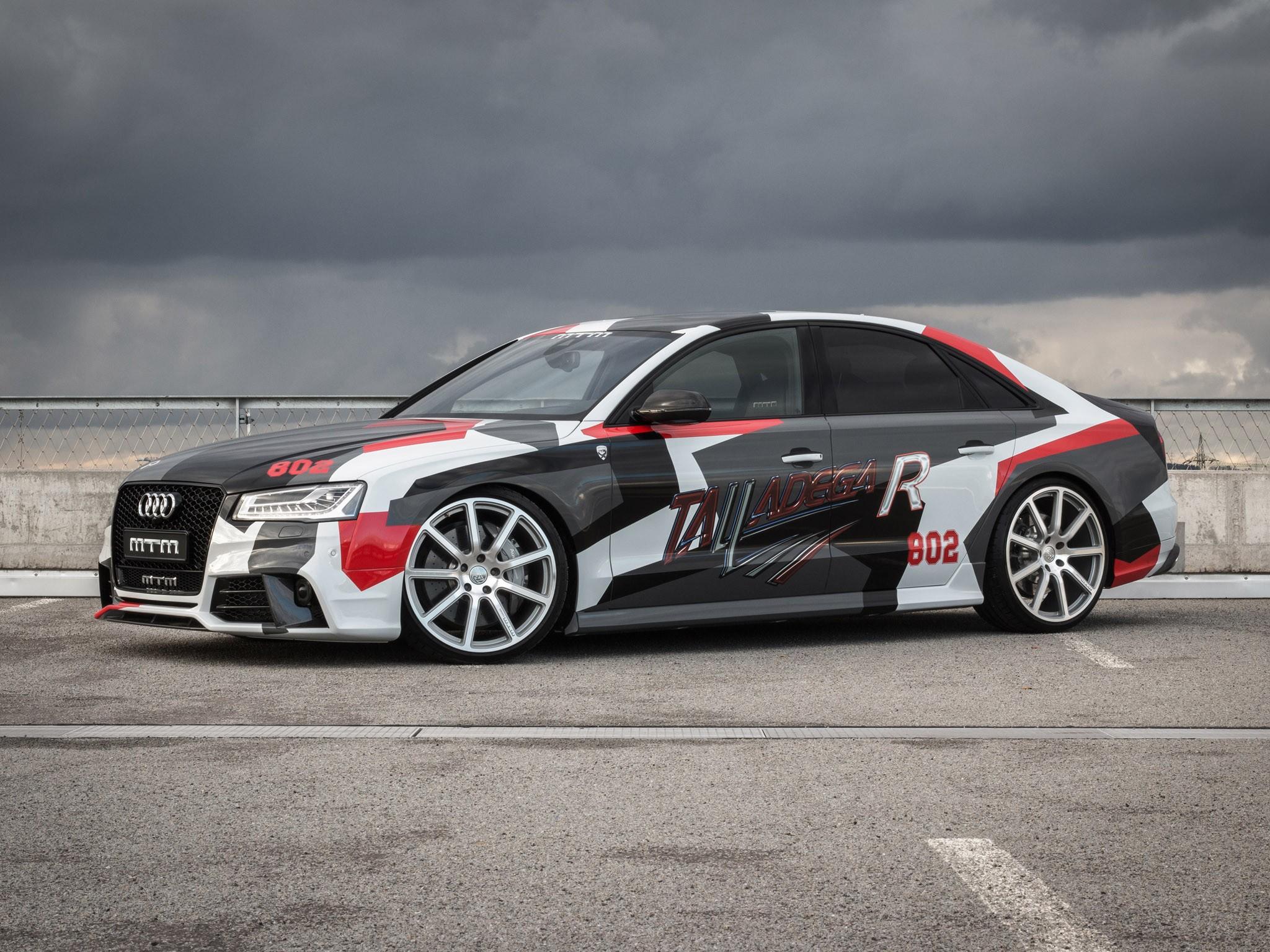 Audi S8 Talladega R (2016) MTM