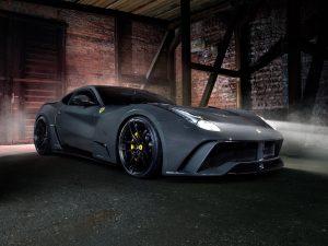 2016 Ferrari F12Berlinetta N-Largo S by Novitec