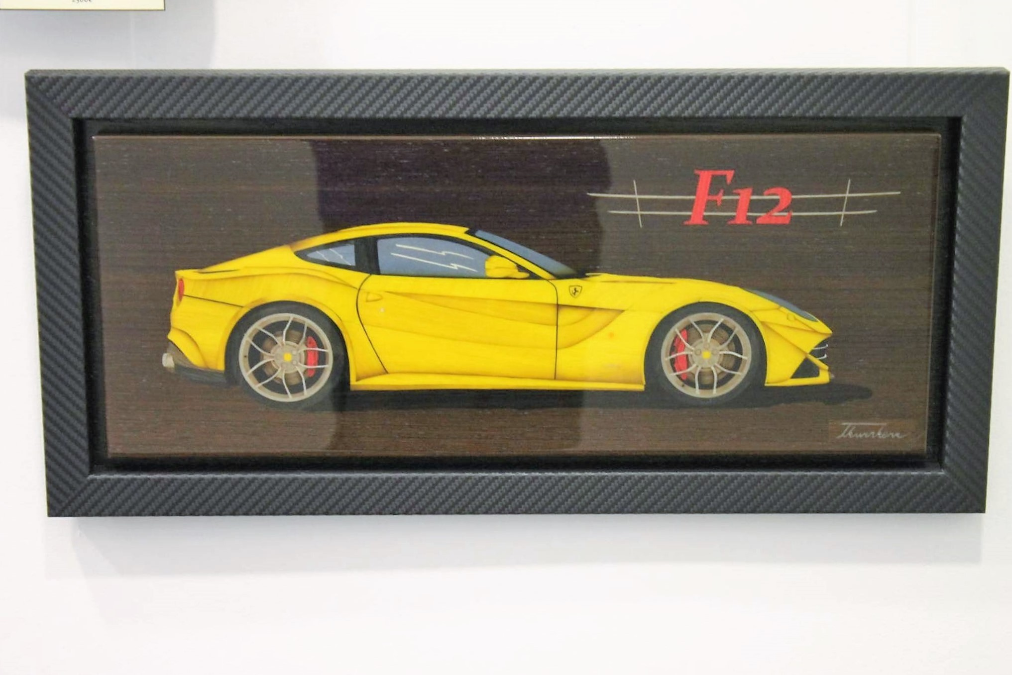 Musee Automobiles De Mulhouse Ferrari F12