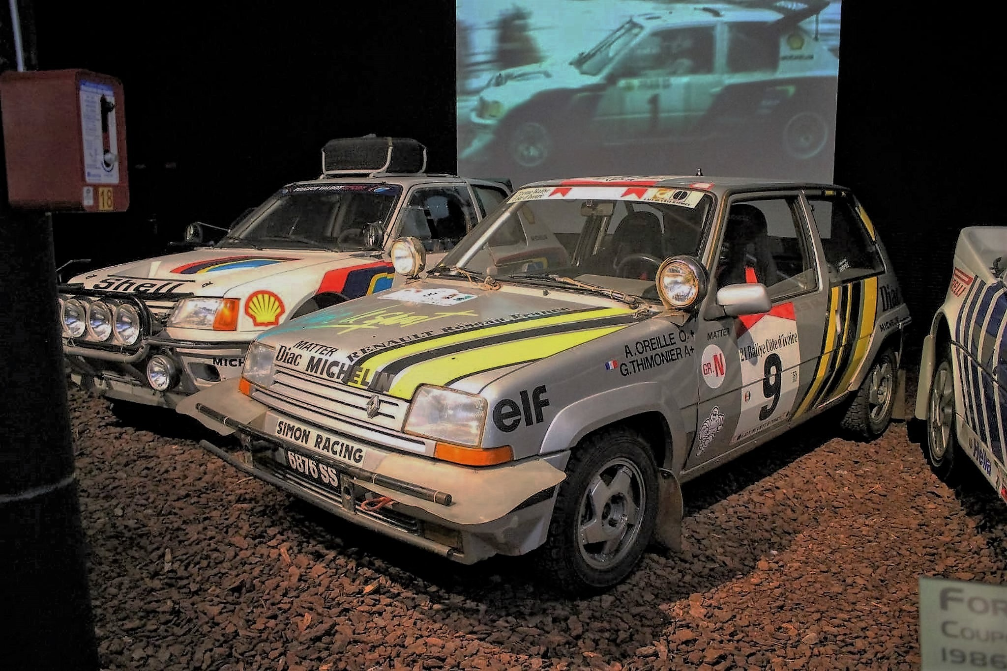 Renault R5 - Musee Automobiles De Mulhouse