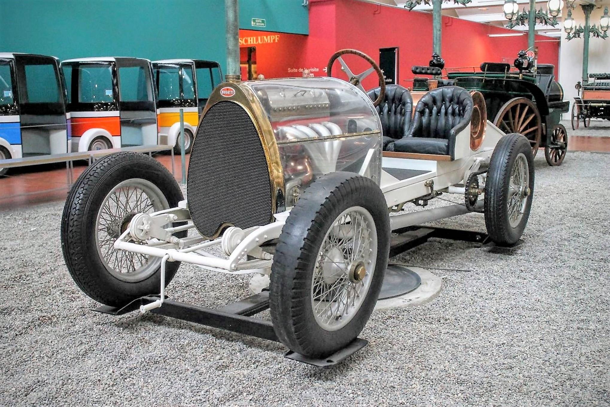 "Bugatti type 21 Cinq Litres ""Garros"" de 1912"