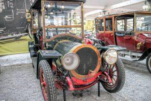 Delaunay Belleville 1909