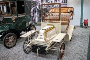 De Dion Bouton type H de 1902