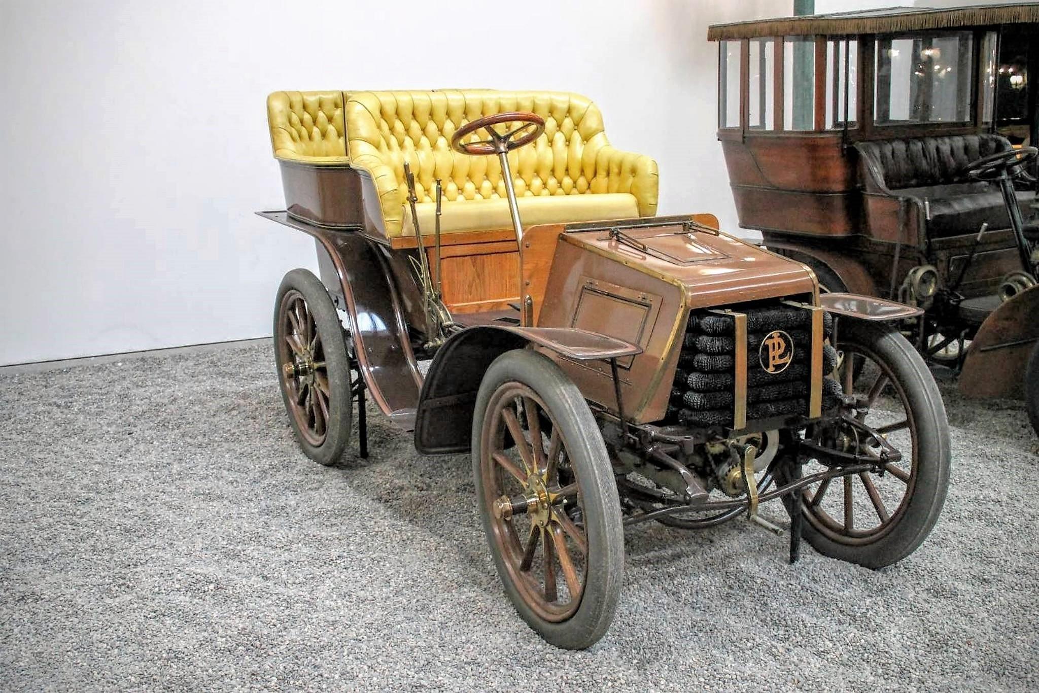 Panhard & Levassor Type B