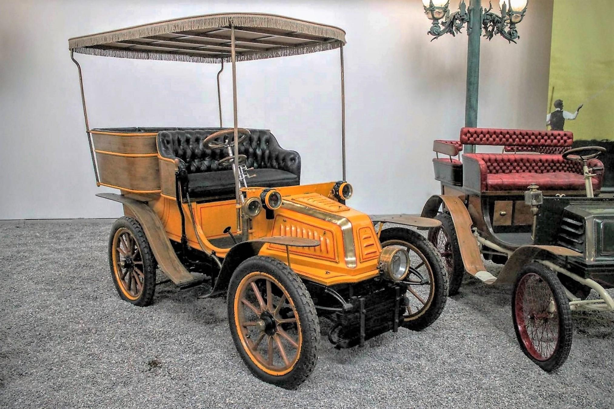 Fouillaron 10 HP de 1906