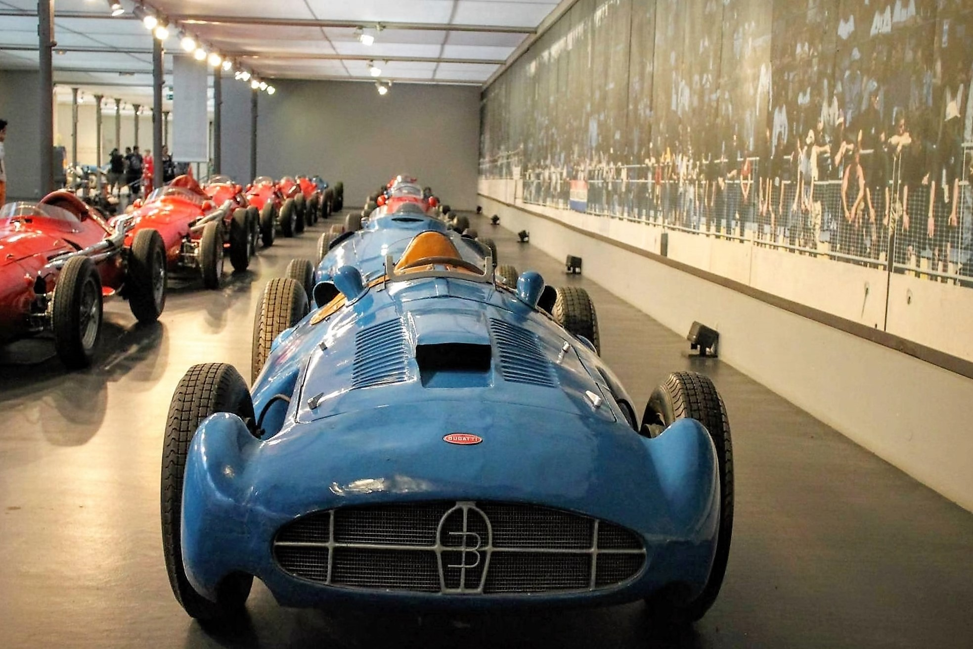 Bugatti Type 251 de Formule 1
