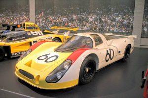 Porsche 908 LH 1968