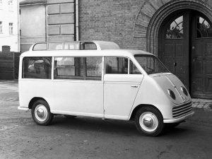 1949 DKW F89 L Schnelllaster