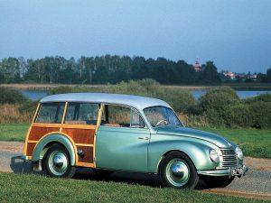 1953 DKW F89 Universal