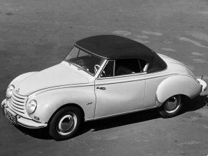 1955 DKW F91 Luxus Cabriolet