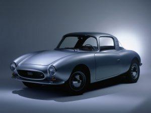 1956 DKW 3=6 Monza