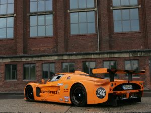 2007 Edo Competition Maserati MC12