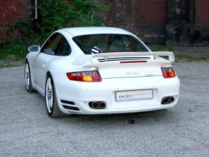2007 Edo Competition Porsche 997 Shark Gray