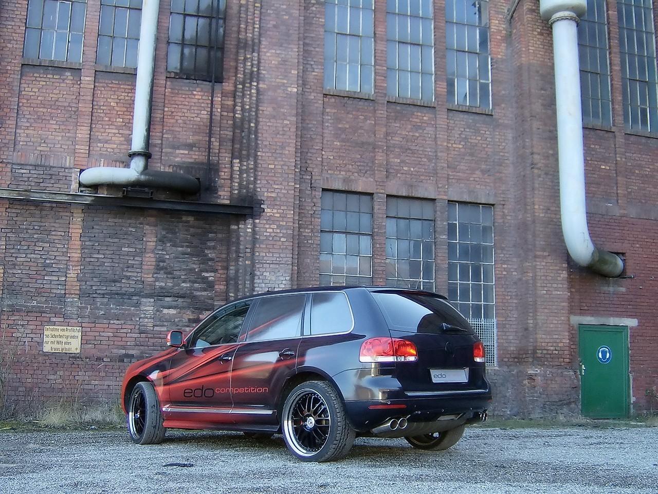 2007 Edo Competition Volkswagen Touareg