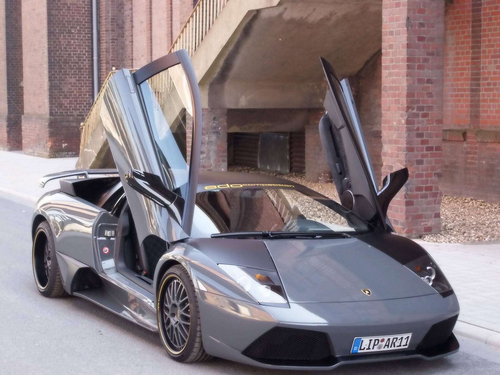 2008 Edo Competition Lamborghini lp710