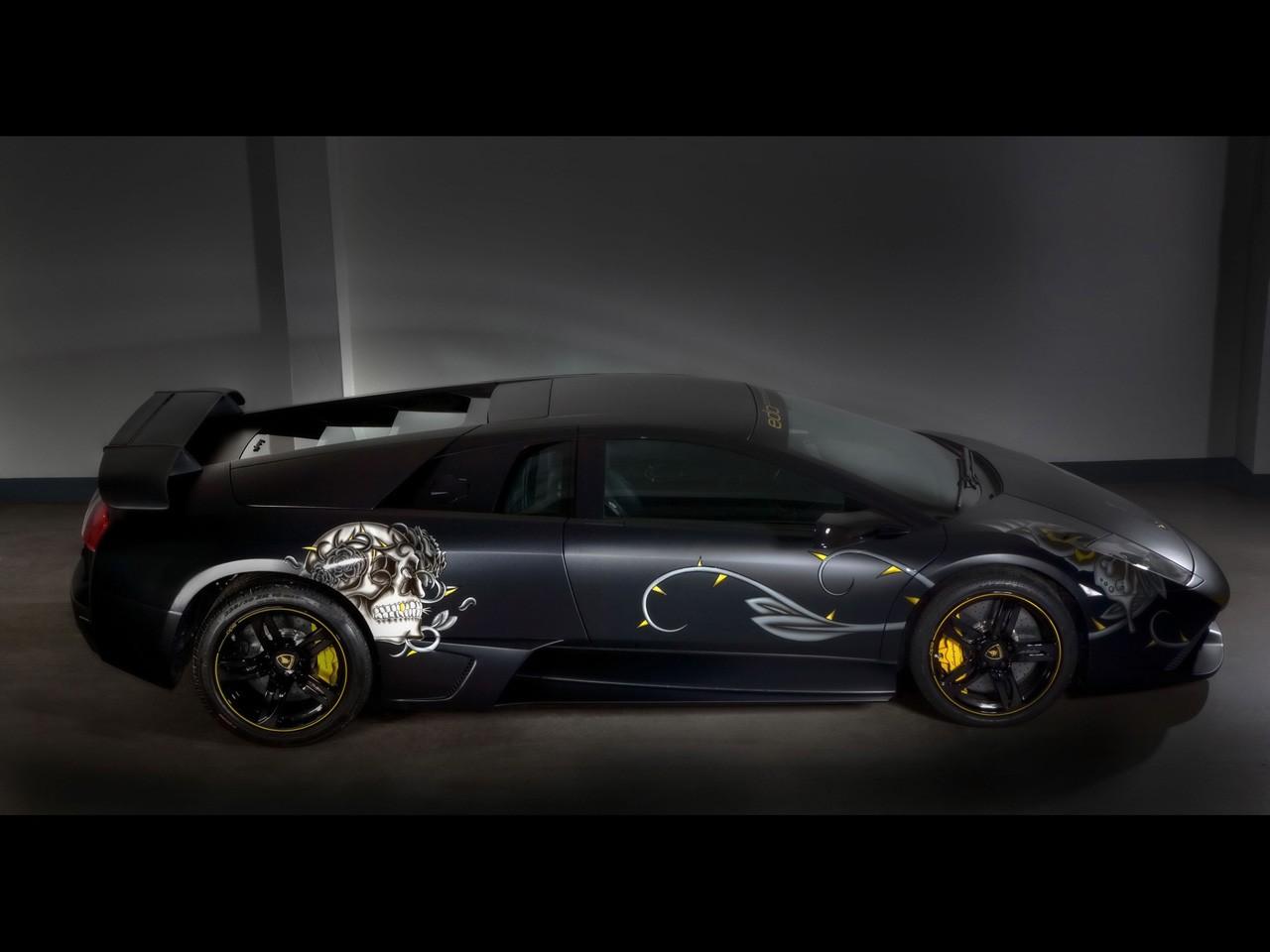 2009 Edo Competition - Lamborghini LP710 Audigier Limited Edition