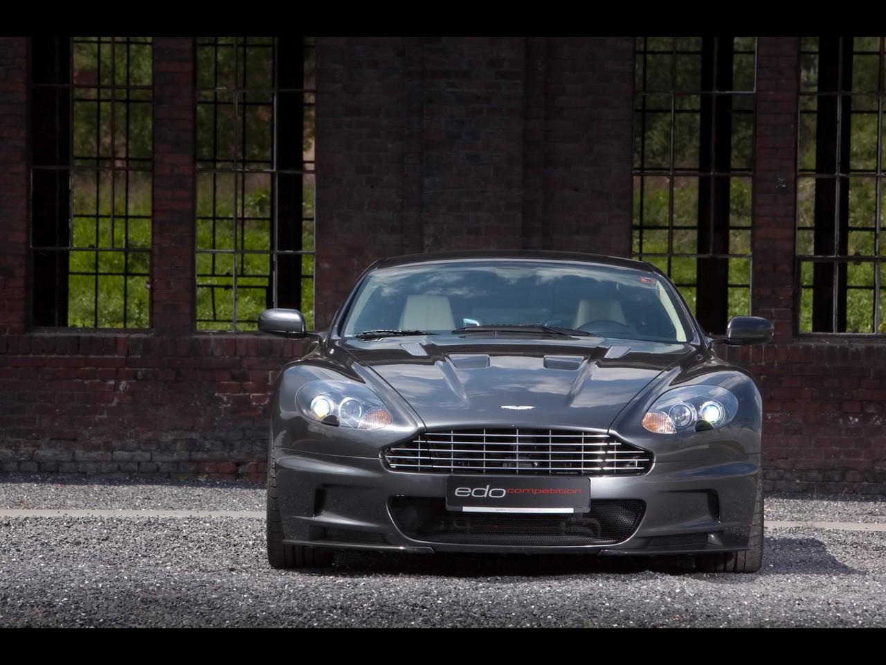 2010 Edo Competition - Aston Martin DB9 DBS Program