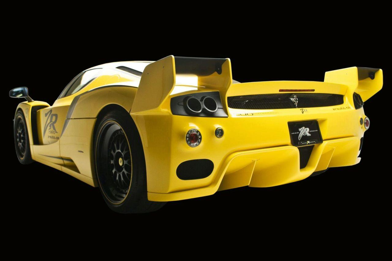 2010 Edo Competition - Ferrari Enzo XX Evolution