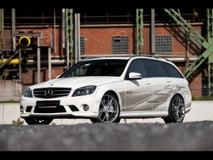 2012 Edo Competition - Mercedes C63 AMG T-Model