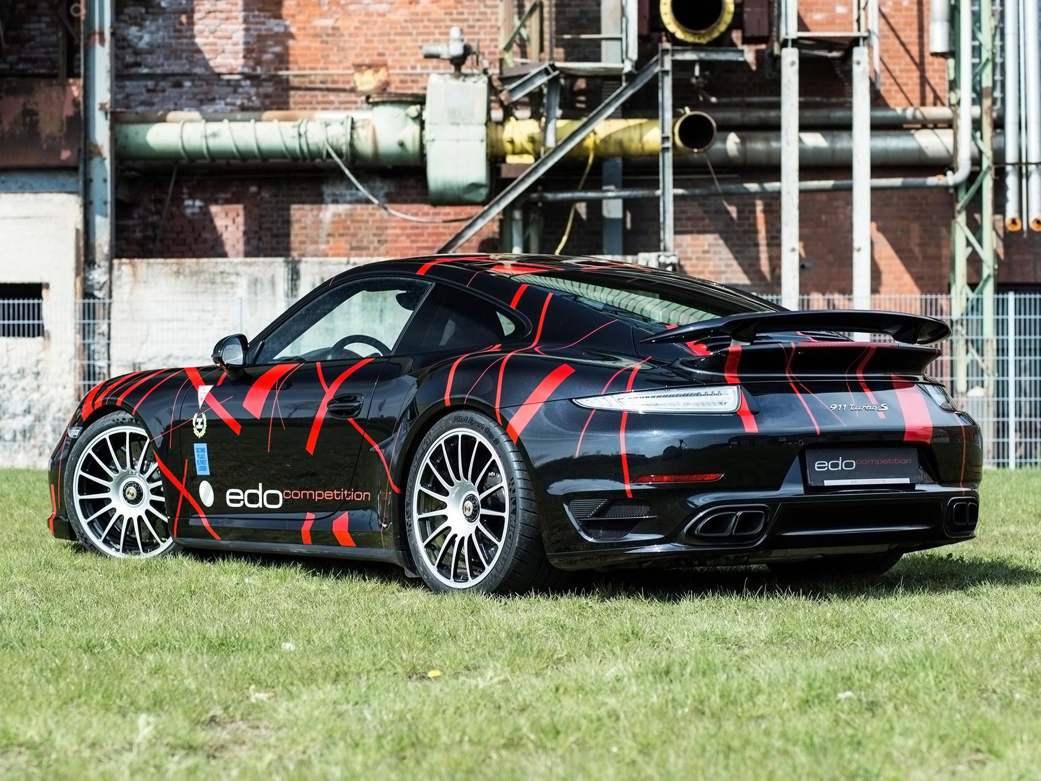 2014 Edo Competition - Porsche 991 Turbo S