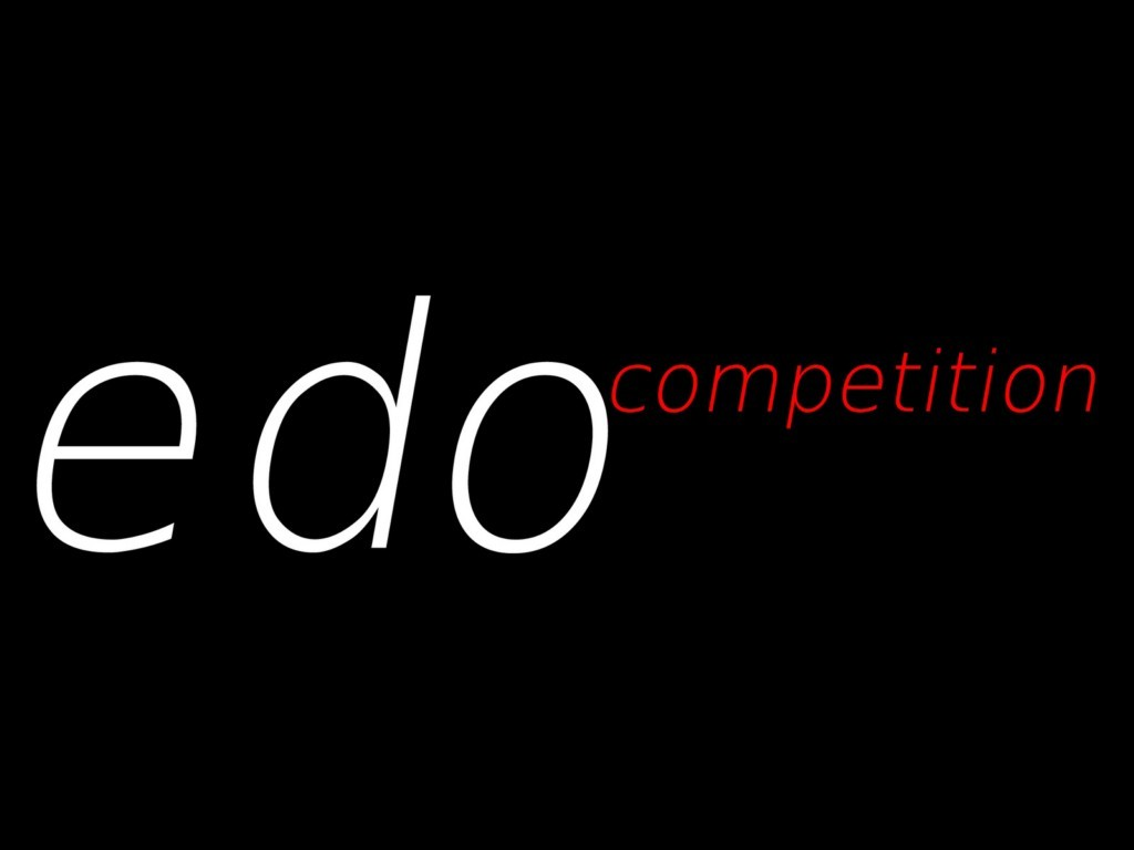 Logo Edo Competition