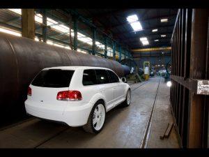 Sony Volkswagen Touareg 2008 - Parotech