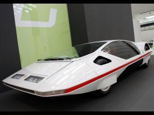 1970 Pininfarina Ferrari 512 S Modulo Concept