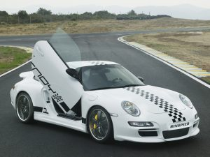 2005 Rinspeed Indy Porsche Carrera S