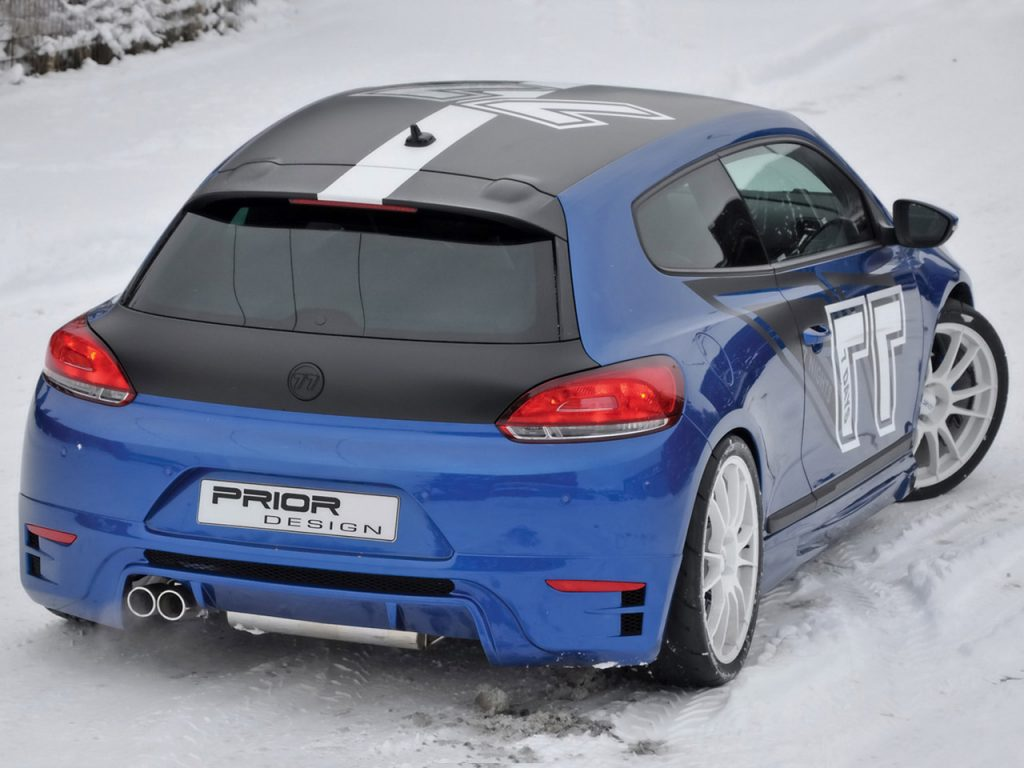 2009 Prior Design - Volkswagen Scirocco