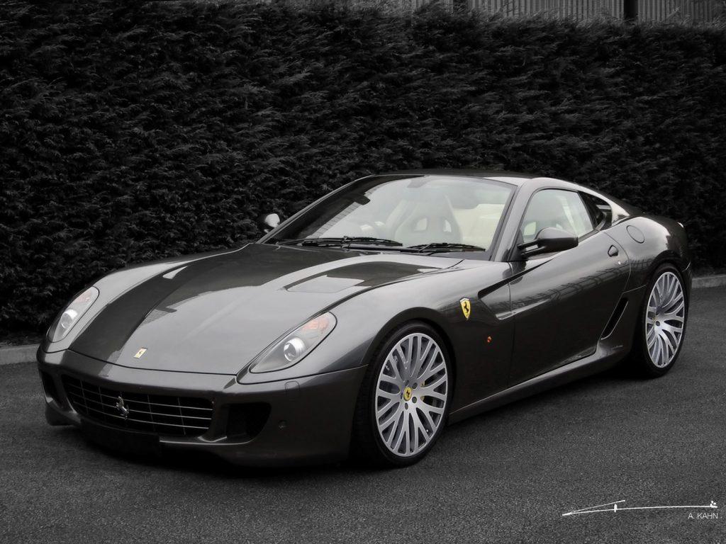 2009 Project Kahn Ferrari 599