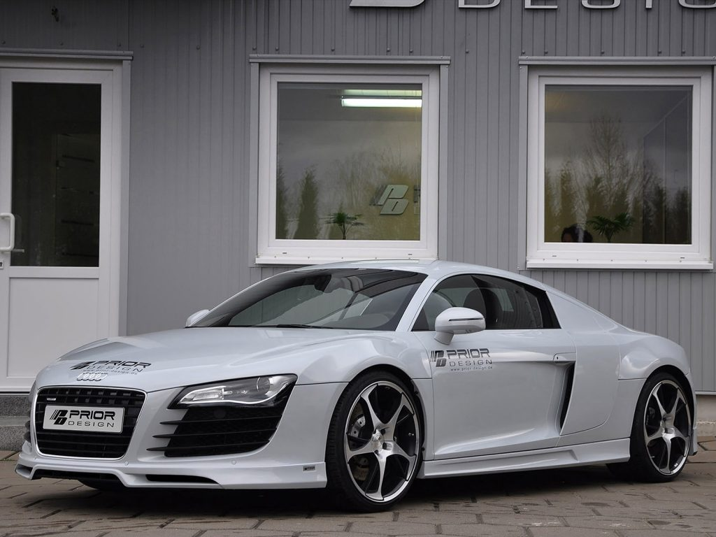 2010 Prior Design - Audi R8 Carbon Limited Edition
