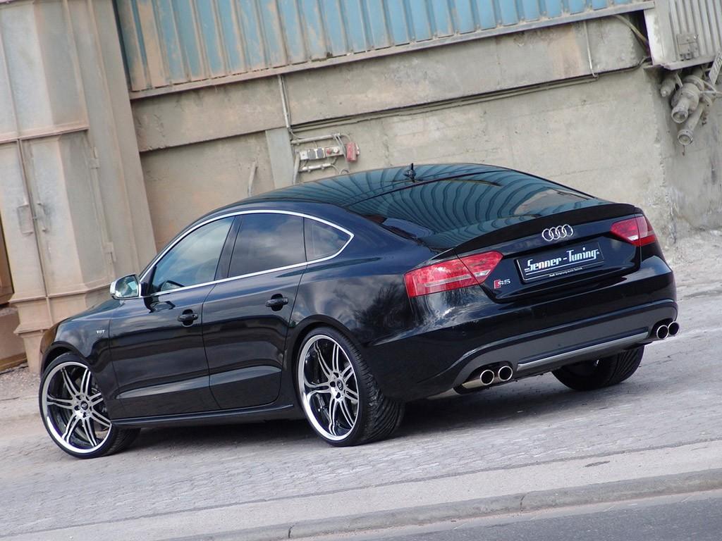 2010 Senner Audi S5 Sportsback