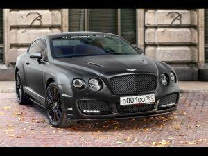 2010 Topcar Bentley Continental GT Bullet