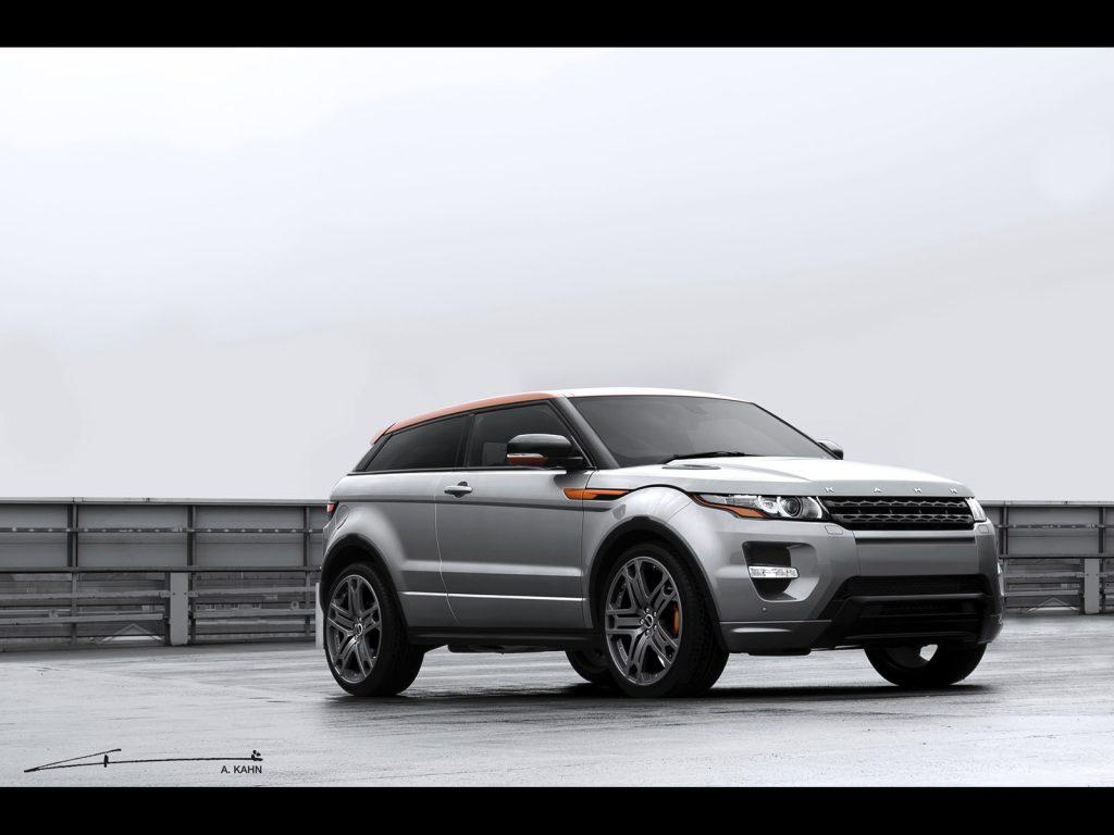 2011 Project Kahn Range Rover Evoque