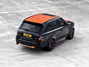 2011 Project Kahn Range Rover Vesuvius Edition Sport 300