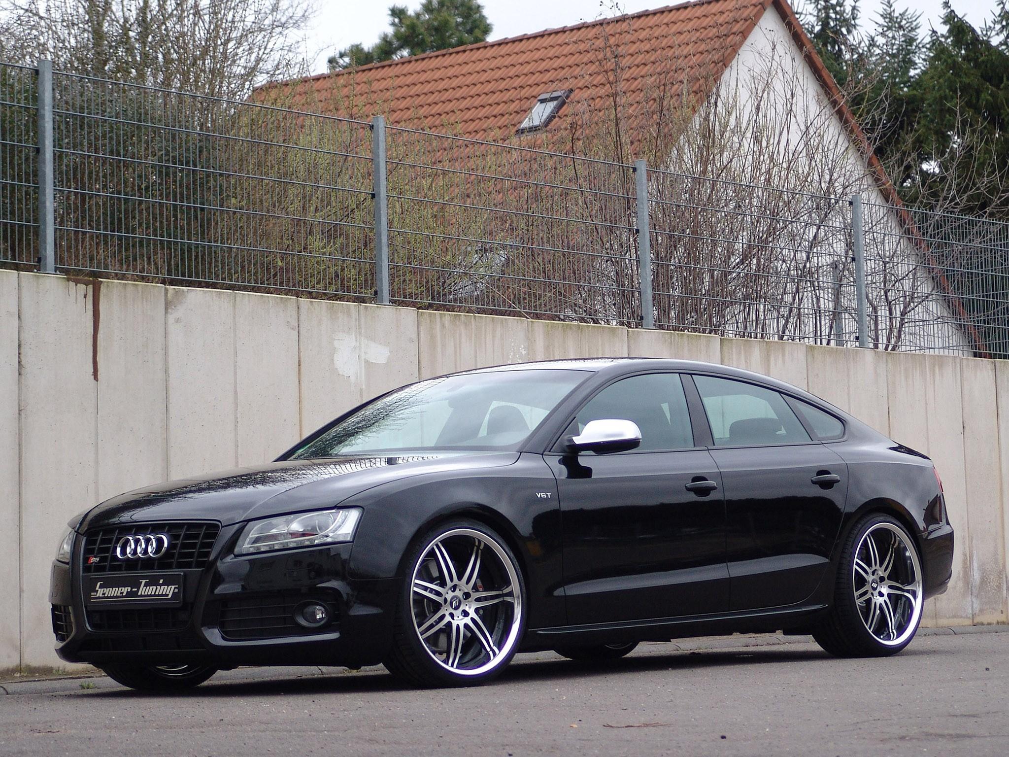 2011 Senner Audi S5 Sportback