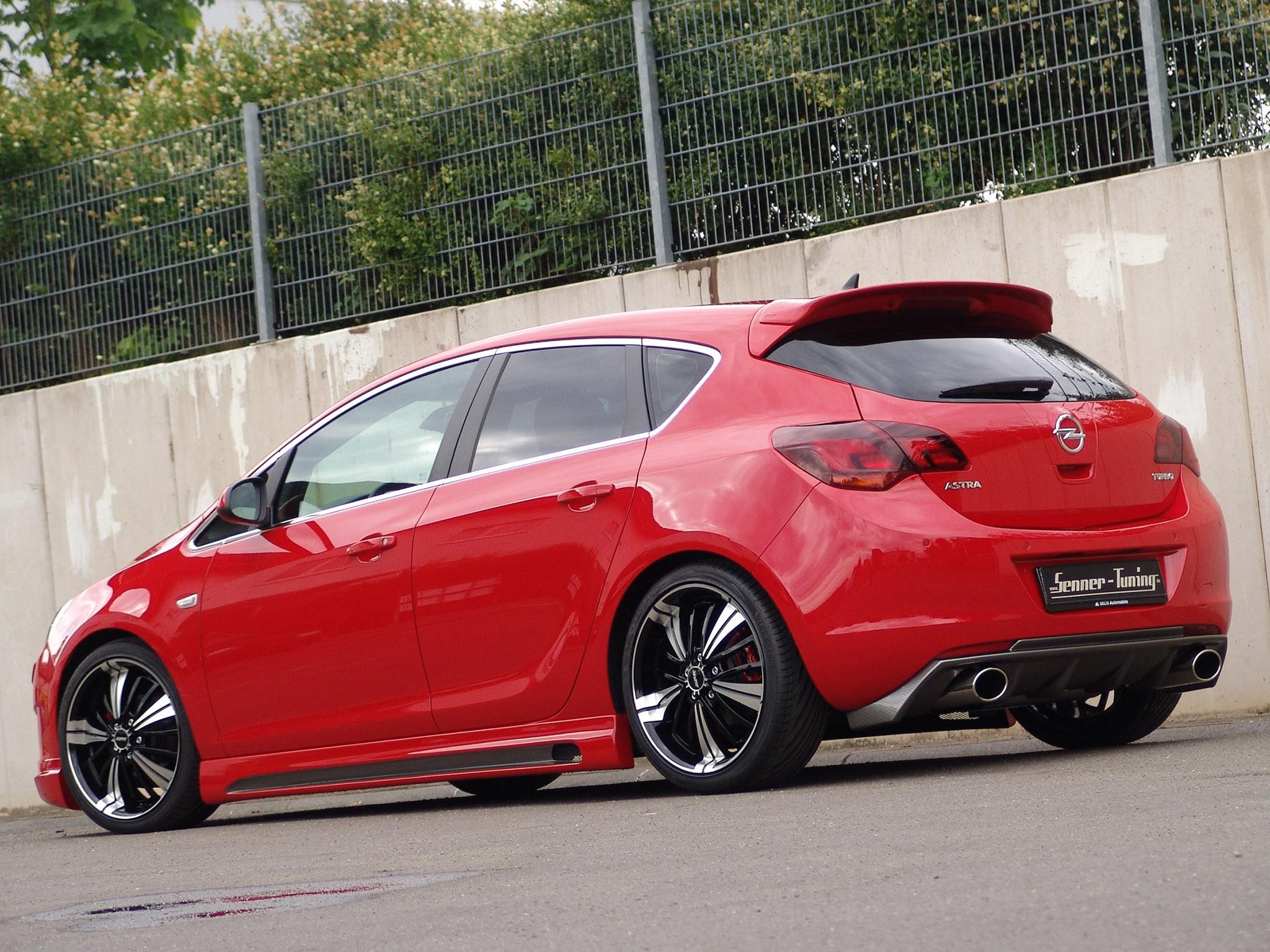 2011 Senner Opel Astra