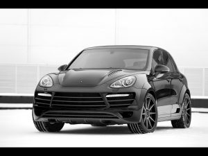 2011 Topcar Porsche Cayenne Vantage 2
