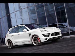 2011 Topcar Porsche Cayenne Vantage GTR2