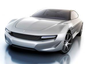 2012 Pininfarina Cambiano